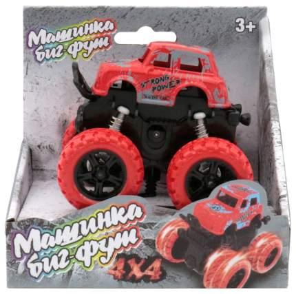 Инерционная машинка 4х4, красная Funky Toys