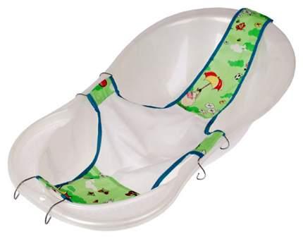 Гамачок в ванночку «Куп-куп», 100 см, цвет зелёный Табити