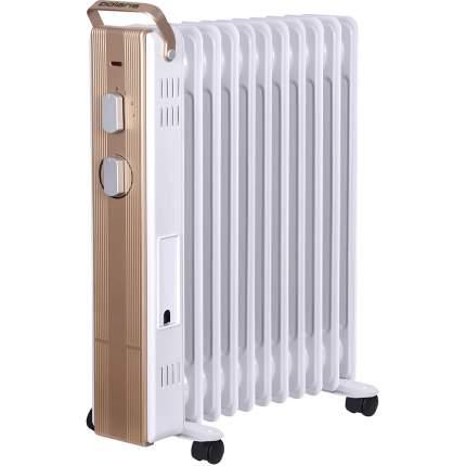 Масляный радиатор Polaris PRE Z 1125 золотистый