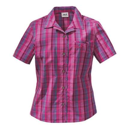 Рубашка Jack Wolfskin Hot Chili, фиолетовый, S INT