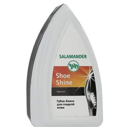 Губка Salamander Shoe Shine для обуви из гладкой кожи черная