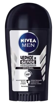 Антиперспирант Nivea for Men Невидимый для черного и белого 40 мл