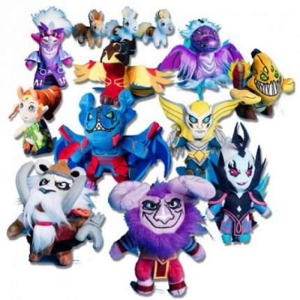 Коллекционная плюшевая игрушка DOTA2 Серия 4