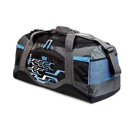 Спортивная сумка Ford RS Sports Bag, Black/Grey/Blue