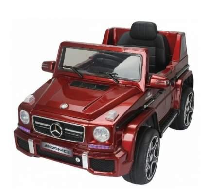 Детский электромобиль Barty Mercedes-AMG G63 ВВН-0002 (Лицензия), Красный