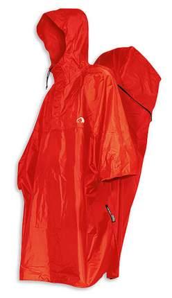 Плащ-дождевик Tatonka Cape Men, XL, нейлон 279-015-red