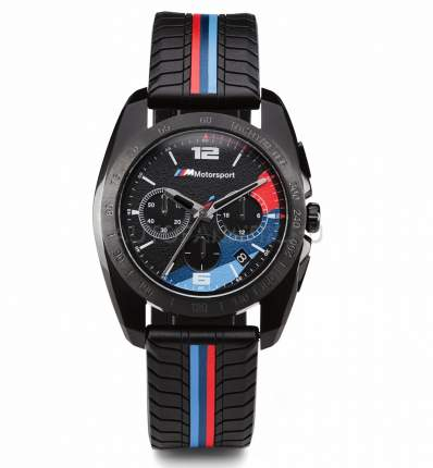 Bmw m motorsport часы муж.chronograph BMW арт. 80262463267