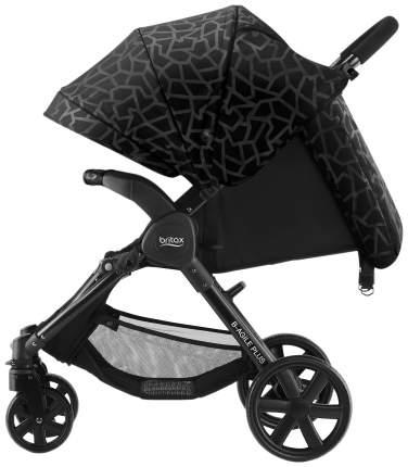 Капор для коляски B-Agile 4 Plus и B-Motion 4 Plus, Geometric Web