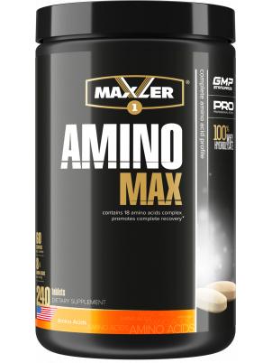 Maxler Amino Max Hydrolysate 240 таблеток
