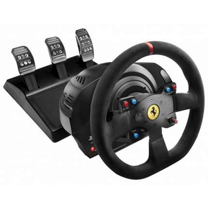 Руль TM T300 Ferrari Alcantara