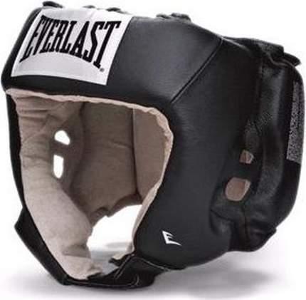 Шлем Everlast USA Boxing S 610001U (черный)