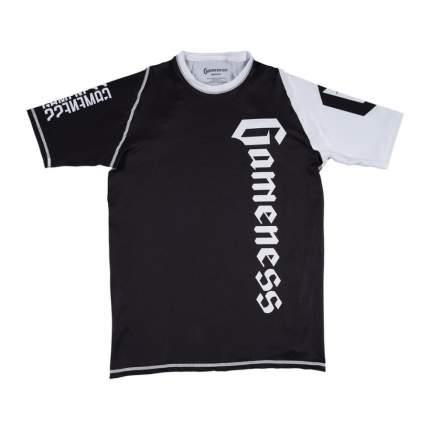 Рашгард Gameness Pro Rank Rashguard, black, S INT