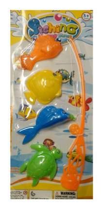 Игровой набор Веселая рыбалка, 5 предметов Shantou