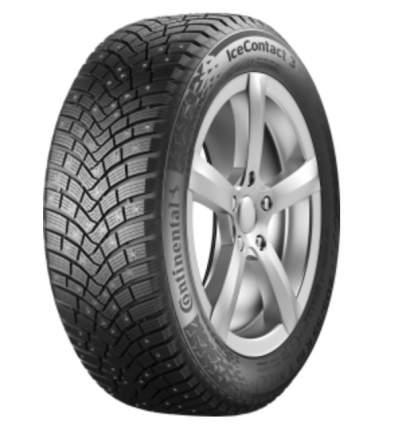 Шины Continental ContiIceContact 3 205/50 R17 93 T