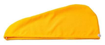 Полотенце-тюрбан для волос Verona, оранжевое