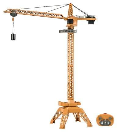 Радиоуправляемый строительный кран Shantou Gepai Crane Works 1:36 9814