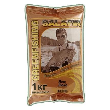 Прикормка Gf Salapin для ловли леща (1 кг, Кисло- сладкий, Кондитерский)