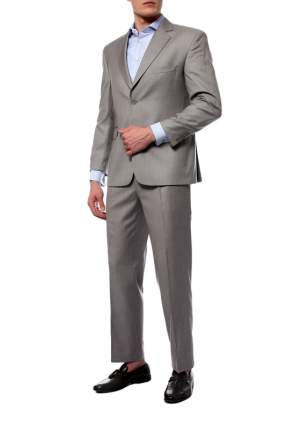 Костюм мужской Mishelin 72325+356 серый 50 RU