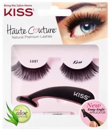 Накладные ресницы KISS Haute Couture Lashes Lust 2 шт