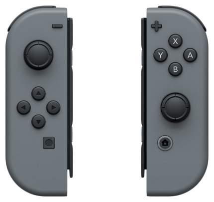 Геймпад Nintendo Switch Joy-Con HAC-A-JAAAA 2шт Grey