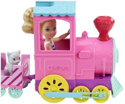 Паровозик Челси FRL86 Barbie