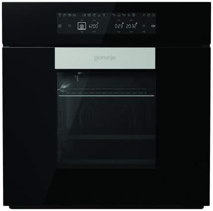Встраиваемый электрический духовой шкаф Gorenje BO658A34BG Black