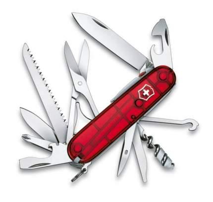 Мультитул Victorinox Huntsman Lite 1.7915.T 91 мм красный, 15 функций