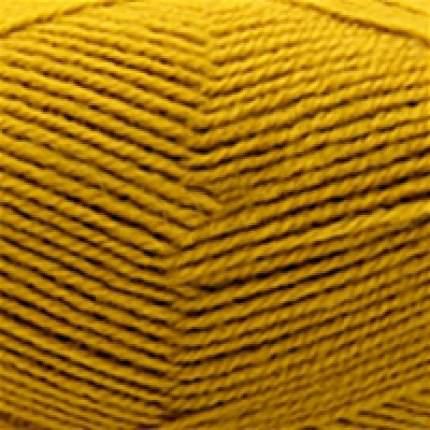 Пряжа для вязания Камтекс Надежда 10 шт. по 100 г 220 м цвет 033 горчица