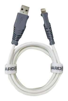 Кабель Hardiz hrd505101 Lightning 1.2 м White