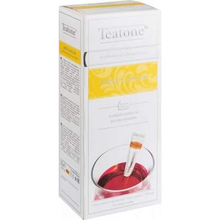Напиток Teatone apple ginger чайный в стиках яблоко-имбирь 15 пакетиков