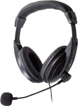 Игровые наушники Ritmix RH RH-524M Black