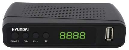 DVB-T2 приставка Hyundai H-DVB220 Black