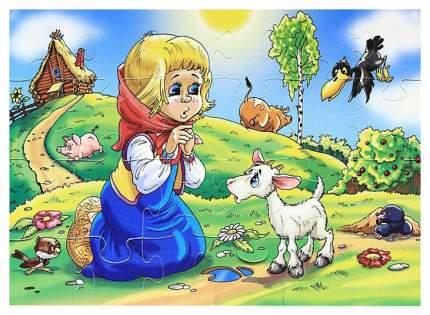 Пазл Десятое Королевство Макси-пазл Сестрица Аленушка и братец Иванушка 00255ДК