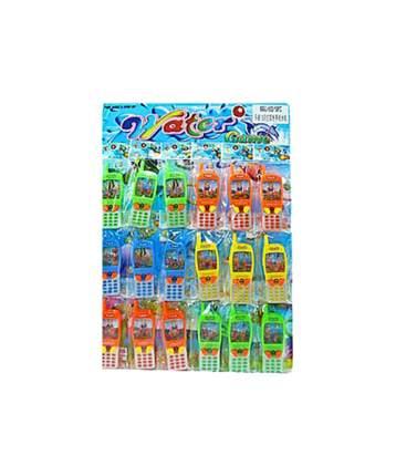 Игрушка Shantou Gepai Водный пинбол Телефон 686J-10D/18PC