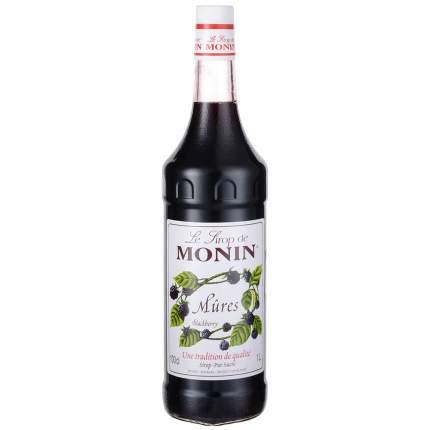 Сироп Monin ежевика 1 л