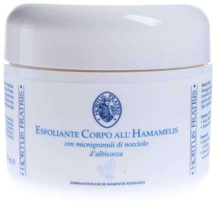 Скраб для тела Hortus Fratris Esfoliante Corpo All`Hamamelis 200 мл