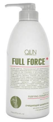 Шампунь Ollin Professional Очищающий с экстрактом бамбука 750 мл