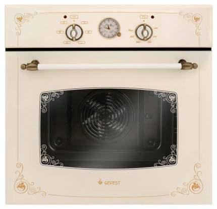 Встраиваемый электрический духовой шкаф GEFEST ДА 602-02 К74 Beige