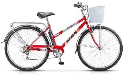 """Велосипед Stels Navigator 350 Lady 28 Z010 2018 20"""" красный"""