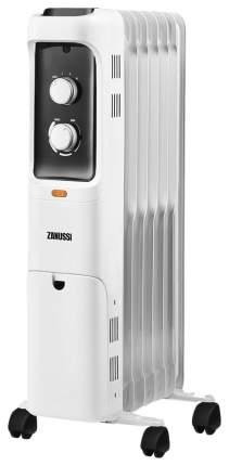 Масляный радиатор Zanussi Loft ZOH/LT-07W белый