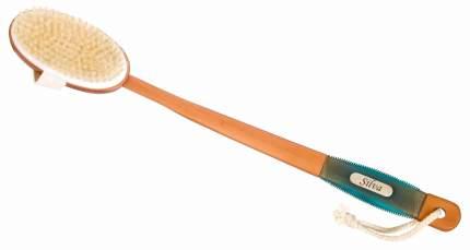 Щетка для тела SILVA со съемной ручкой