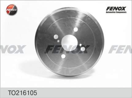 Барабан тормозной FENOX TO216105