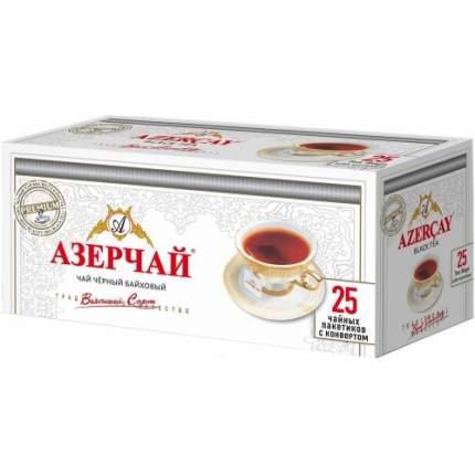 Чай черный Азерчай премиум 25 пакетиков