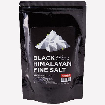 Соль Ufeelgood гималайская черная мелкая 200 г