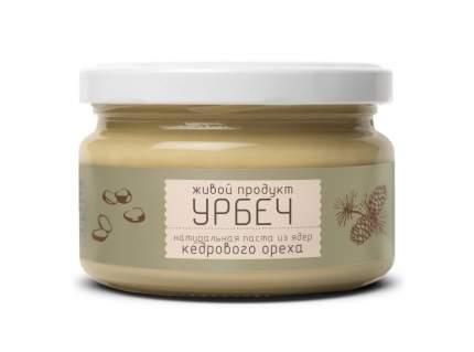 Урбеч Живой продукт из ядер кедрового ореха 225 г