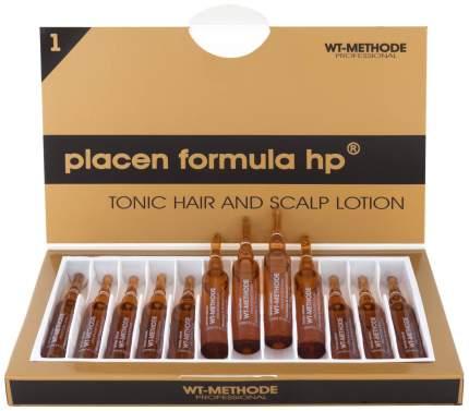Средство для кожи головы Placen Formula HP Tonic Hair And Scalp Lotion 12*10 мл