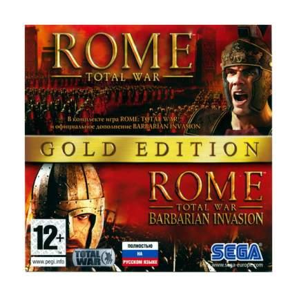 Игра для PC SEGA Rome: Total War - Barbarian Invasion