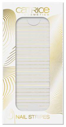 Наклейка для ногтей Catrice Pulse Of Purism Nail Stripes C01