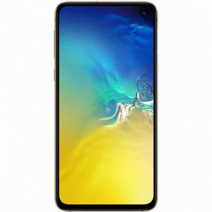 Смартфон Samsung Galaxy S10E SM-G970F/DS 128Gb Citrus