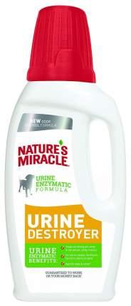 Нейтрализатор пятен и запаха Nature's Miracle Dog Urine Destroyer Pour для собак 946 мл